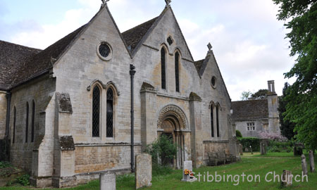 Stibbington Church (Copyright Phil Jones)